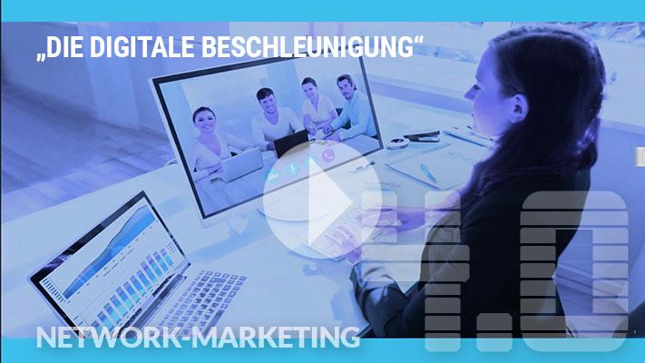Network-Marketing 4.0 _Digitale Beschleunigung_digital