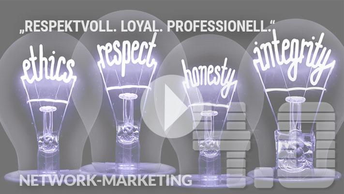 Network-Marketing 4.0 _Respektvoll Loyal professionell _digital
